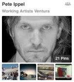 http://www.pinterest.com/WorkArtVentura/pete-ippel/