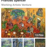 http://www.pinterest.com/WorkArtVentura/frances-spencer/